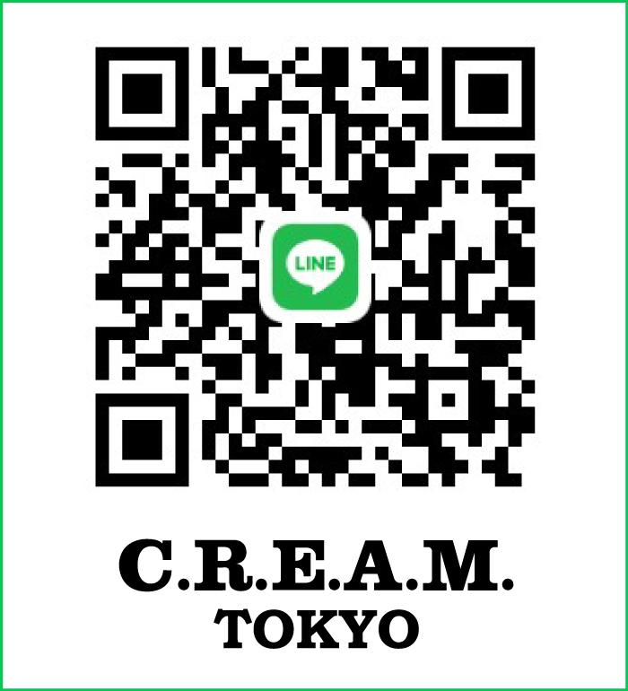 CREAM東京LINE追加
